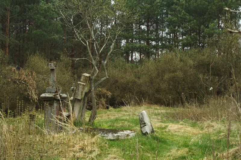 How to take images of an old cemetery ?